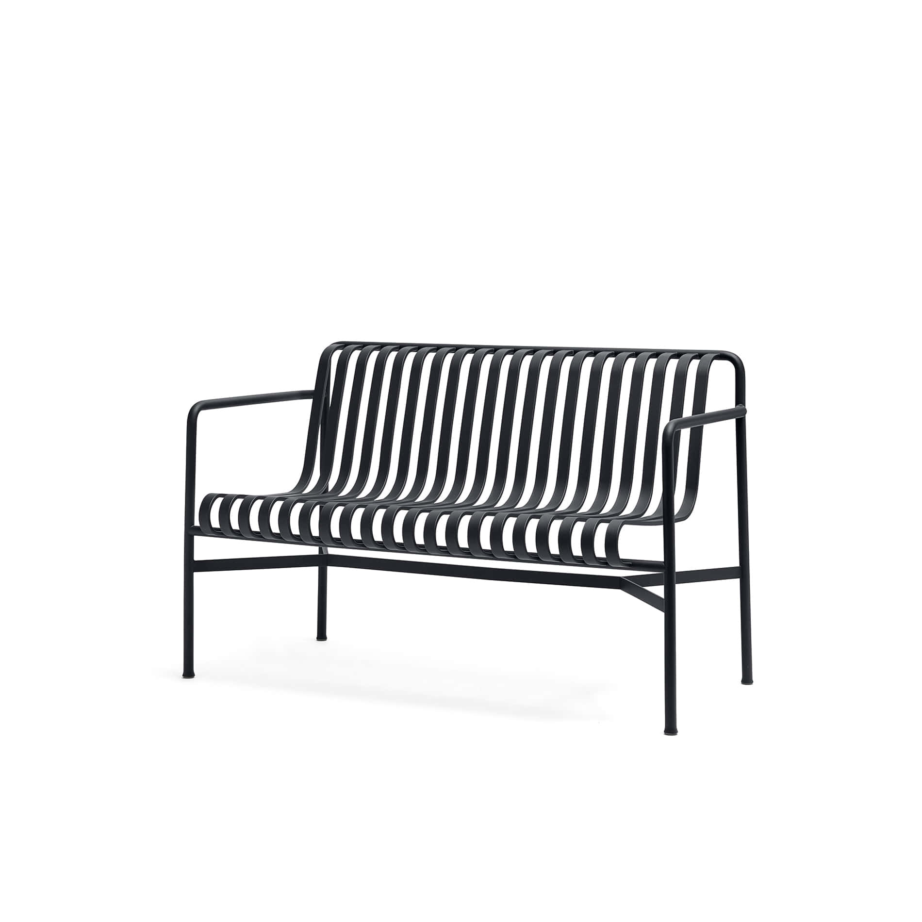 [HAY] Palissade Dining Bench Anthracite / 팔리사드 다이닝 벤치 흑색